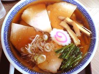 チャーシューワンタン麺¥630