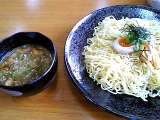 つけ麺¥750