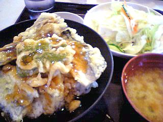 天丼¥510