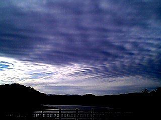 しましま雲