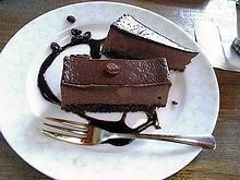 チョコムース\380