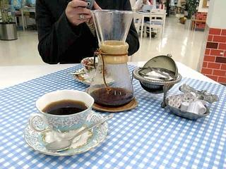 ケメックスコーヒー\380