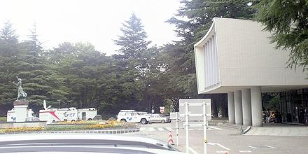 某役所本庁舎