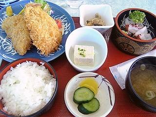 魚フライ定食\1250