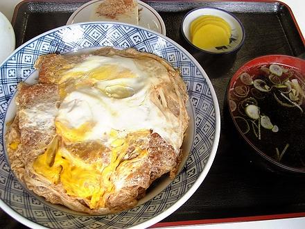 カツ丼\850