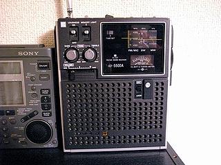 SONY ICF-550DA
