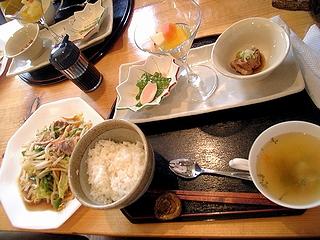 野菜炒め\700
