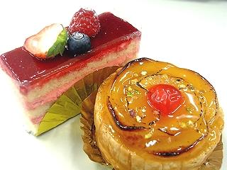 ヴォートルのケーキ