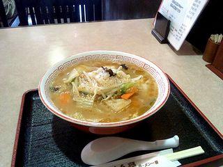 野菜味噌ラー