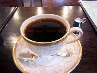 浅煎りコーヒー