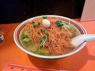 スープ皿うどん\850