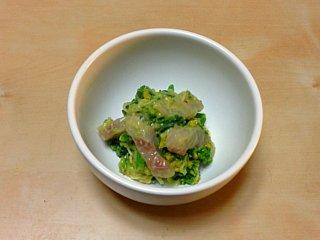 アボガドの料理