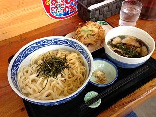 ニューハーフつけ麺