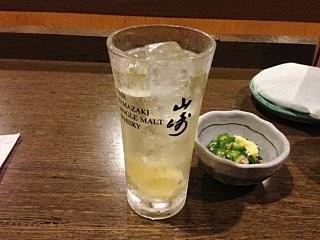 山崎ハイボール