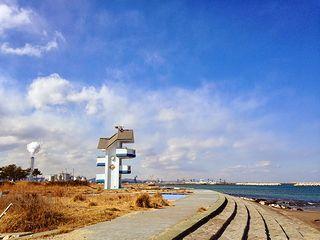 原釜海水浴場
