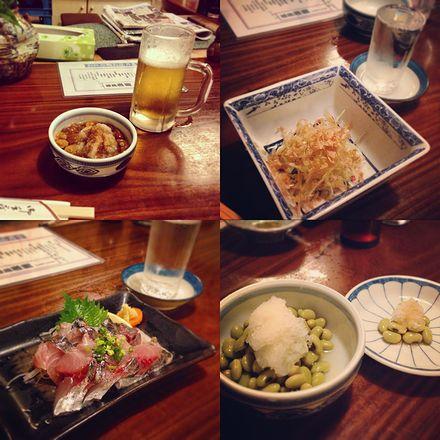 岩瀧のお料理