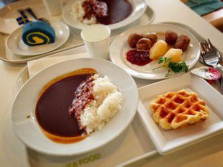 IKEAの食事